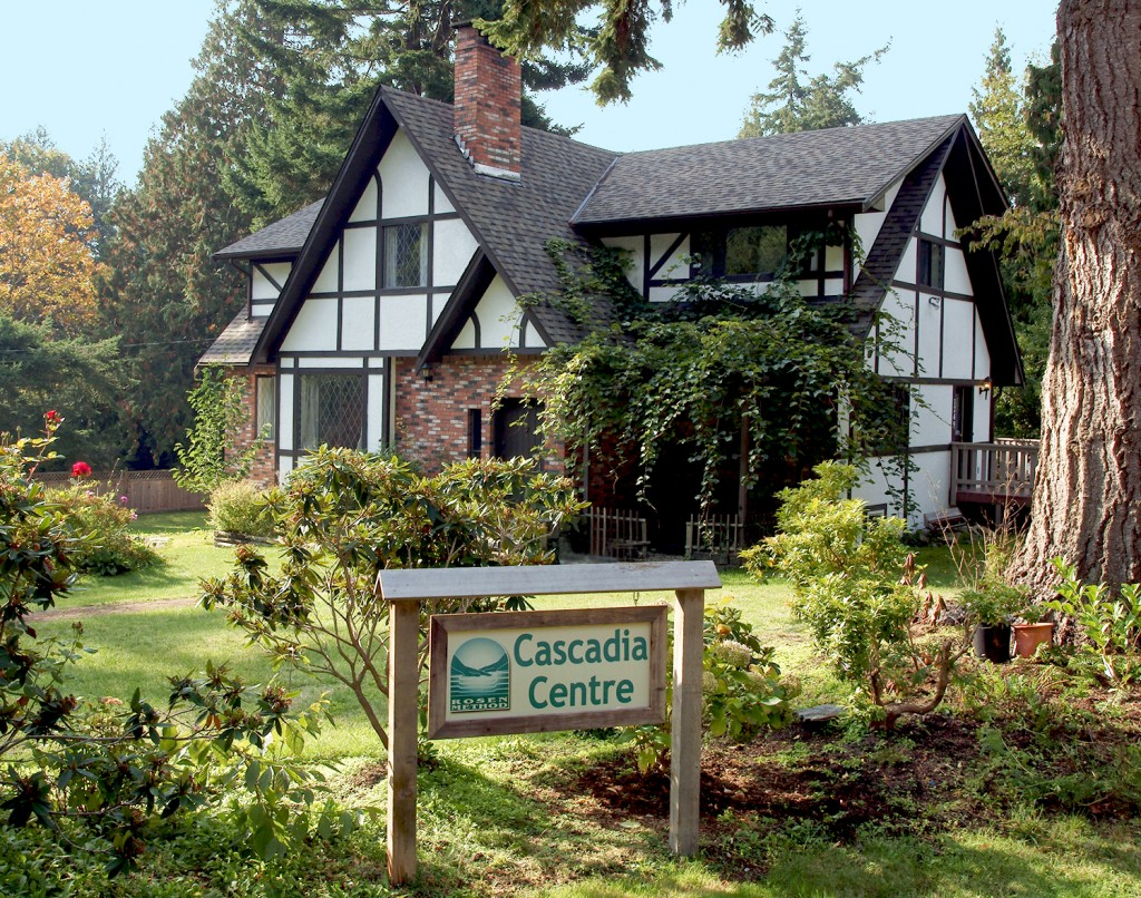 Cascadia Centre, home of Rosen Method Institute Canada